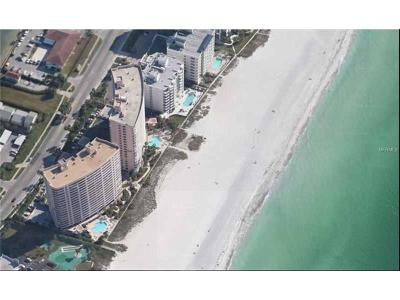 Clearwater Beach Condo For Sale: 1340 Gulf Boulevard #4D