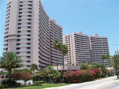 Clearwater Beach Condo For Sale: 1340 Gulf Boulevard #3G