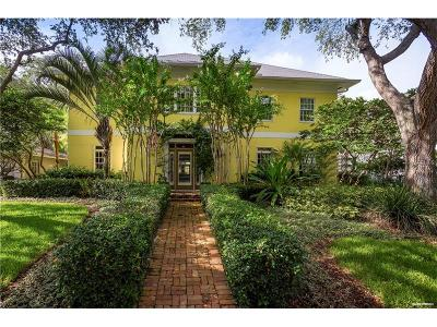 Clearwater Single Family Home For Sale: 320 Magnolia Drive