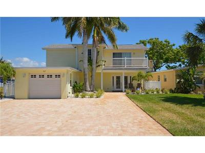 Redington Shores Single Family Home For Sale: 107 Wall Street