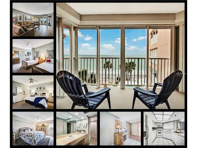 Redington Beach Condo For Sale: 16332 Gulf Boulevard #3C