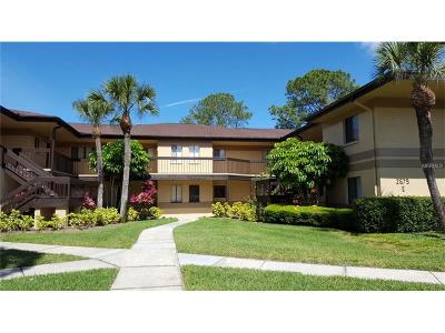 Clearwater Condo For Sale: 2679 Sabal Springs Circle #204