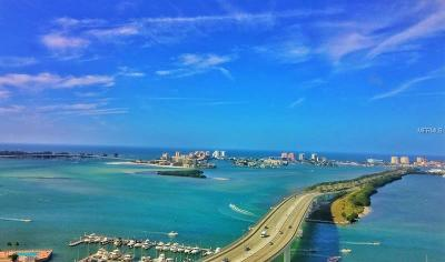 Clearwater, Clearwater Beach, Clearwater` Condo For Sale: 331 Cleveland Street #2601