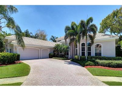 Seminole Single Family Home For Sale: 12702 Peloria Court