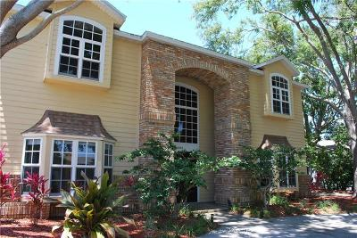 Seminole Single Family Home For Sale: 13861 Oak Forest Boulevard S