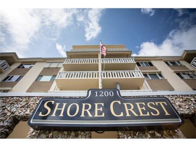 Pinellas County Condo For Sale: 1200 N Shore Drive NE #411