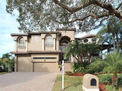 Clearwater Beach Single Family Home For Sale: 124 Leeward Island