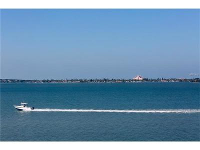 Gulfport Condo For Sale: 6020 Shore Boulevard S #402