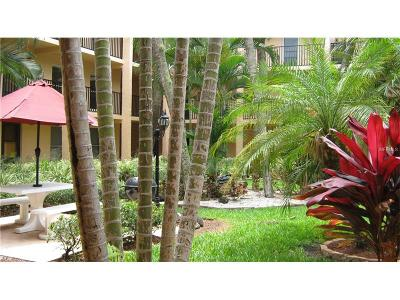 St Pete Beach Condo For Sale: 8911 Blind Pass Road #121