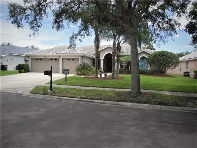 Oldsmar Single Family Home For Sale: 5008 Cross Pointe Drive