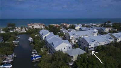 Indian Rocks Beach Townhouse For Sale: 81 The Cove Way