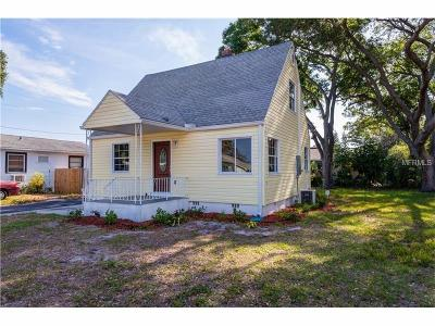 Gulfport Single Family Home For Sale: 2222 51st Street S