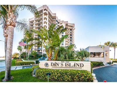 Clearwater Beach Condo For Sale: 1600 Gulf Boulevard #217