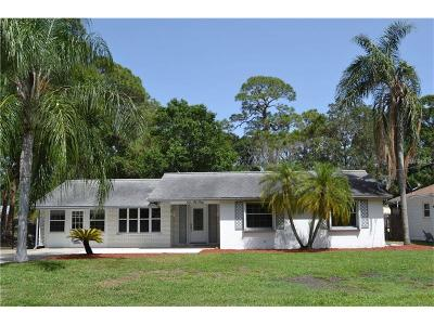 Oldsmar Single Family Home For Sale: 601 Shore Drive E