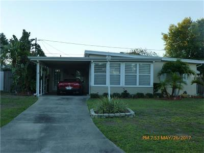 Hernando County, Hillsborough County, Pasco County, Pinellas County Single Family Home For Sale: 10319 52nd Avenue N