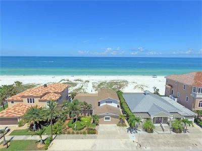 Clearwater, Clearwater Beach, Clearwater` Single Family Home For Sale: 834 Eldorado Avenue
