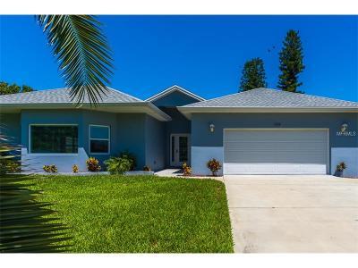 St Pete Beach Single Family Home For Sale: 344 41st Avenue