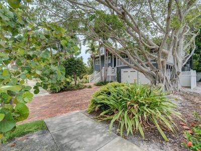 Manatee County, Pasco County, Pinellas County, Sarasota County Single Family Home For Sale: 1000 Mandalay Avenue