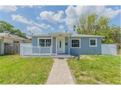 Single Family Home For Sale: 1119 W Cypress Street