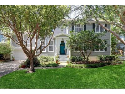 Tampa Single Family Home For Sale: 2803 Southpointe Lane