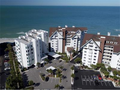 Clearwater Beach Condo For Sale: 1586 Gulf Boulevard #PH