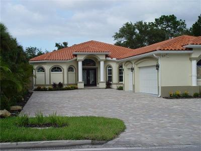 Palm Harbor Single Family Home For Sale: 57 Citrus Drive
