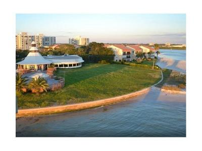 Clearwater Beach Residential Lots & Land For Sale: 551 S Gulfview Boulevard