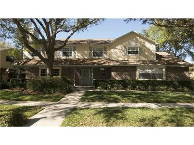 Largo Single Family Home For Sale: 9067 Cypress Trail