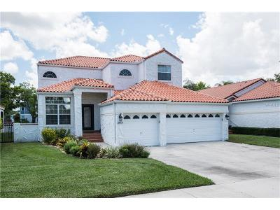 Clearwater Single Family Home For Sale: 2816 La Concha Drive