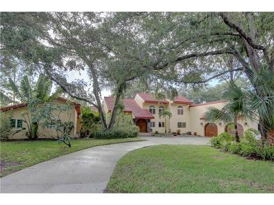 Safety Harbor Single Family Home For Sale: 5026 Parrish Lane