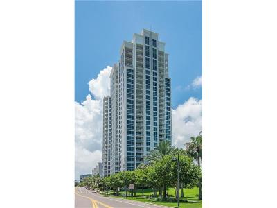 Clearwater, Cleasrwater, Clearwater` Condo For Sale: 331 Cleveland Street #1603