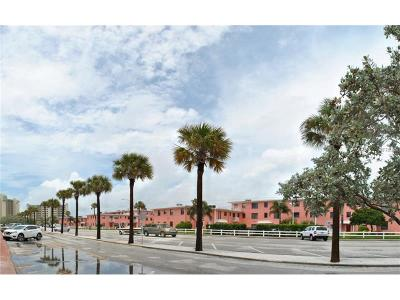 St Pete Beach Condo For Sale: 6800 Sunset Way #1606