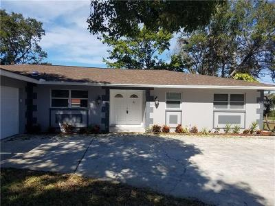 Largo Single Family Home For Sale: 3273 Harbor Lake Drive