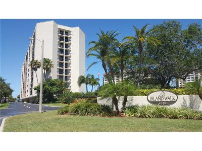 Clearwater Beach Condo For Sale: 690 Island Way #312