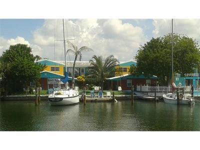 Treasure Island Commercial For Sale: 11160 1st Street E