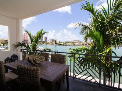Clearwater Beach Townhouse For Sale: 176 Brightwater Drive #2