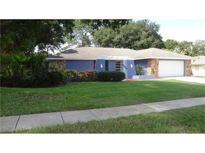 Clearwater, Cleasrwater, Clearwater` Single Family Home For Sale: 2962 Heather Trail