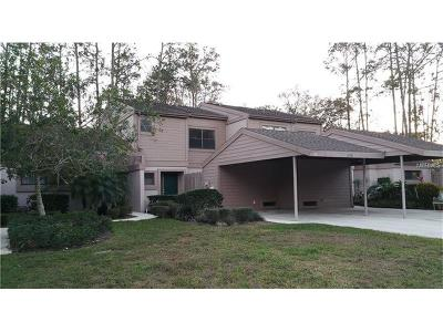 Oldsmar Townhouse For Sale: 250 Woods Landing Trail