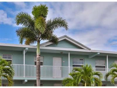 Indian Shores Condo For Sale: 19417 Gulf Boulevard #F-210