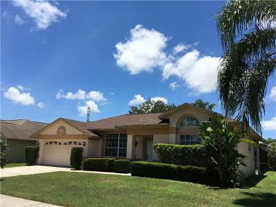 Tarpon Springs Single Family Home For Sale: 500 Waterford Circle W