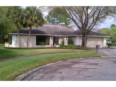 Single Family Home For Sale: 14308 Bellemont Place
