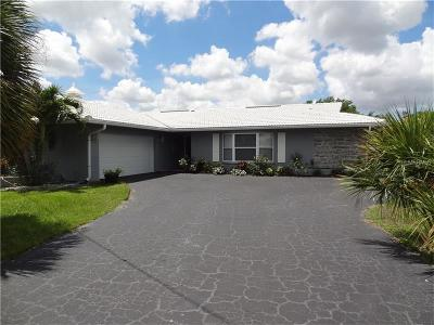 Belleair, Belleair Bluffs Single Family Home For Sale: 371 Mehlenbacher Road