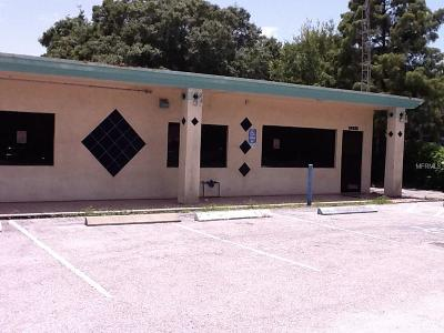 Gulfport Commercial For Sale: 5004 Tangerine Avenue S