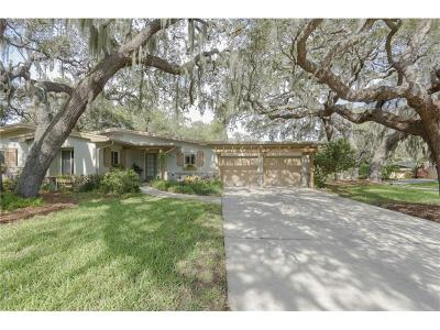 Largo Single Family Home For Sale: 313 Palmetto Lane