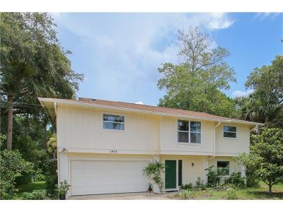 Tarpon Springs Single Family Home For Sale: 1410 Riverside Drive