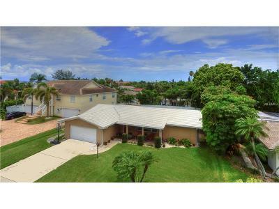 Belleair Beach Single Family Home For Sale: 116 14th Street