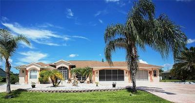 Punta Gorda Single Family Home For Sale: 2425 Greenland Court