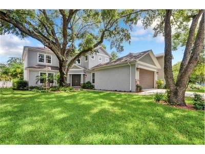 Tampa Single Family Home For Sale: 3910 W Platt Street
