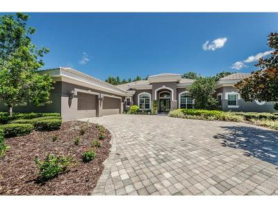 Tarpon Springs Single Family Home For Sale: 327 Tall Oak Trail