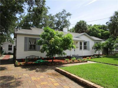 Tampa Single Family Home For Sale: 4212 W Empedrado Street